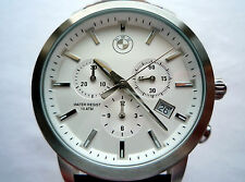 BMW Classic Collection Business Elegant Sport Accessory Design Chronograph Watch