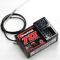 Traxxas Micro Receiver TQ 2.4GHZ, 3 Channel TRA6519