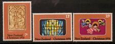 NEW ZEALAND SG1129/31 1977 CHRISTMAS MNH
