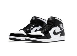 Nike Air Jordan 1 Mid Shoes All Star Weekend Black/White DD1649-001/DD2192-001