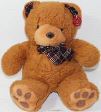 Tb Toy Trading Company Cocoa Brown Teddy Bear Collectors Choice Stuffed Plush