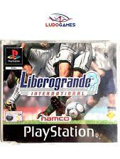 Liberogrande Promo PSX PS1 Playstation Videojuego Videogame Retro Mint Condition