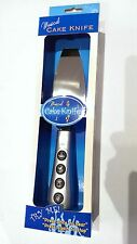 Silver Musical Cake Knife, Birthday Christmas wedding & party, gift for kids!