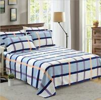 Thickened Plant Cashmere Cotton Bed Fitted Sheet