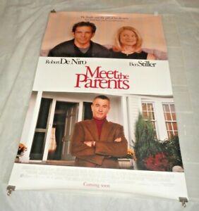 Meet The Parents Original US One Sheet Movie Cinema Poster 2000 Ben Stiller