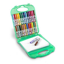 Crayola Washable Markers Paper Drawing Art Set Painting Color Kit Gift 65 Pieces