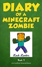 Diary of a Minecraft Zombie Book 9: Zombie's Birthday Apocalypse: Vo... NEW BOOK
