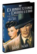 Cloak and Dagger (1946) * Fritz Lang, Gary Cooper * Region 2 (UK) DVD New