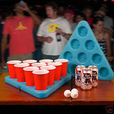 N-Ice Rack Beer Pong Freezer Set , Party Pong, Beer Pong, Pong Game