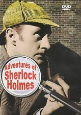 Adventures Of Sherlock Holmes [Slim Case] (DVD, 2004) WORLD SHIP AVAIL
