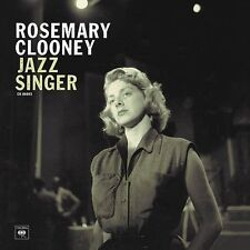 Jazz Singer by Rosemary Clooney (CD, Jun-2003, Columbia) - Brand New / Sealed