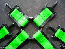 Schminke Uv Reflector Braces Phat pants Suspenders Neon Rave raver clothing
