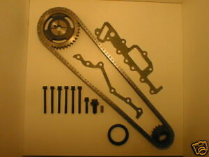 BEDFORD CF 2.1D 2.3D TIMING CHAIN KIT NEW