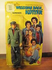 Welcome Back Kotter Horshack SweatHog Action Figure MOC 1976 VINTAGE