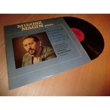 MILOSZ MAGIN - CHOPIN - MARKOWSKI i koncert fortepianowy POLSKIE NAGRANIA Lp 74