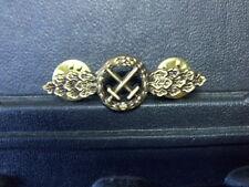 Pin Schlachtflieger Abzeichen - 1,5 x 4,5 cm