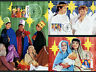 1997 Christmas Maxi Cards Prepaid Postcard Maxicards Stamps