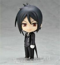 Anime Black Butler Nendoroid Sebastian Michaelis PVC Figure Model Toys In Box