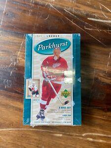 2005-06 Upper Deck NHL Parkhurst Sealed Box