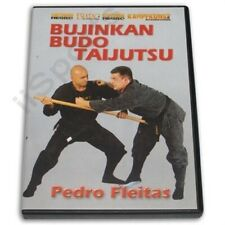 Bujinkan Budo Tai Jutsu P. Fleitas Dvd taijitsu ninjitsu ninja Hatsumi ninjutsu