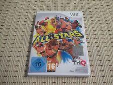 WWE All Stars per Nintendo Wii e Wii U * OVP *