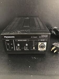 PANASONIC AG-B640 MODEL AGB640 AC ADAPTER CAMERA POWER SUPPLY CHARGER