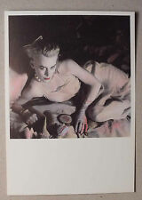 CP - DELLA - SARA LEIGH LEWIS - 1986 -  PORTFOLIO GALLERY SLL6 *