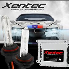 XENTEC XENON LIGHT 35W SLIM HID KIT 5K 5000K OEM White H4 H7 H11 9006 H13 H1 880