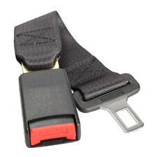 "14"" Universal Car Seat Seatbelt Safety Belt Extender Extension 7/8"" Buckle New"