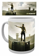 WALKING DEAD RICK PRISON MUG NEW GIFT BOXED 100% OFFICIAL MERCHANDISE