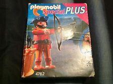 Playmobil arquero flechas y destino Set 4762 Nuevo y Sellado