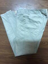 Womens  00006000 Girls Hollister Kahki Uniform Pants Size 5 Regular