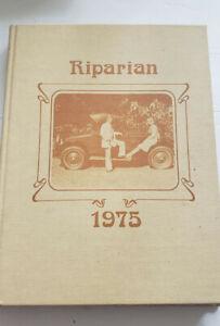 JACKSONVILLE UNIVERSITY Yearbook Book 1975 FLORIDA RIPARIAN
