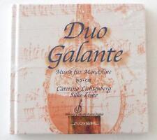 NEW Duo Galante Musik Fur Mandoline (CD, May-2006, Querstand)