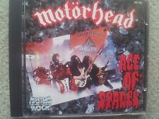 Motörhead MASTERS OF ROCK /ACE OF SPADES COLLECTORS EDITION CD  LEMMY KILMISTER