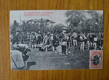 CARTOLINA MILITARE GUERRA BULGARO TURCA PRIMA GUERRA MONDIALE VIAGGIATA 1912 YY