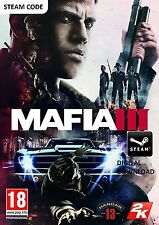Mafia III 3 PC STEAM UK consegna veloce il download