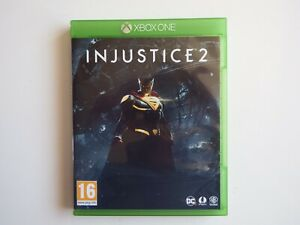 Injustice 2 for Xbox One in MINT Condition