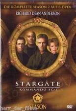 STARGATE SG-1 SEASON 2  Box-Set (6 DVDs) NEU+OVP OHNE FSK-Logo!