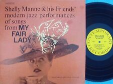 Shelly Manne US Reissue LP Songs from My fair lady EX Contemporary Jazz Hard Bop