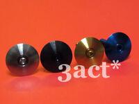 Blue Ritchey FSA Headset 2pcs M6 x 35mm Titanium//Ti Bolt fit Chris King