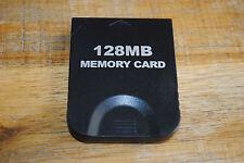 Carte mémoire (Memory Card) 2043 blocs (128 MB) pour Nintendo Game Cube GC NEUVE