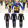 Neoprene Wetsuit Boys Girls Surfing Swimwear Diving Snorkling Suit Long sleeve