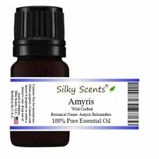 Amyris Wild Crafted Essential Oil (Sandalwood West Indian - Amyris Balsamifera)