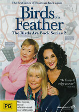 Birds of a Feather ITV Series 2 *New & SEALED* Region 4 The Birds are Back