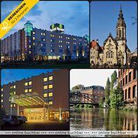 3 Tage Halle 2P 4★ H+ Hotel Kurzurlaub Städtereisen Hotelgutschein Wochenende