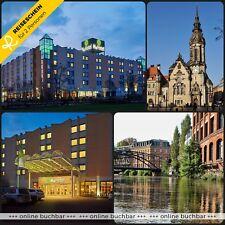 3 Tage 2P Halle 4★ H+ Hotel Leipzig Kurzurlaub Hotelgutschein Urlaub Wellness