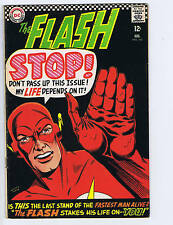 Flash #163 DC 1966