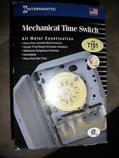 Intermatic T101 24 Hour Dial Mechanical Time Switch Tamper Proof 120VAC