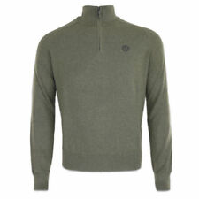 52103ea6e Zip Neck Thin Knit Jumpers   Cardigans for Men for sale